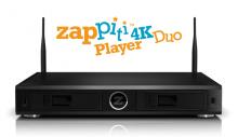 Combo Zappiti Duo 4K + Ổ Cứng Sata 2000 GB