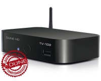 Dune TV 102  + 2TB WD My Book Smart 3.5 - USB 3.0