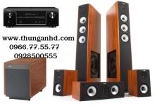 DENON AVR-X2000 + JAMO S628 HCS3 + JAMO S260