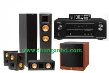DENON AVR X2000 + KLIPSCH RF62II + SUB ASW 650