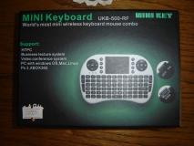 Bàn Phím + Chuột đa năng Mini Key