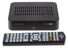 Dune TV 303D + 2TB WD My Book Smart 3.5 - USB 3.0