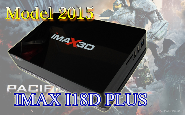 Imax 3D i18Plus + 1TB 7200rpm 64mb SATA 3