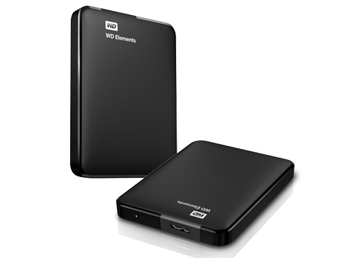 3TB WD Elements Portable USB 3.0