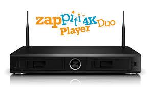 Zappiti Duo 4K