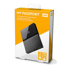 4 TB WD My Passport USB 3.0