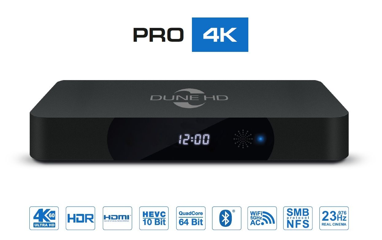 Dune HD Pro 4K Android