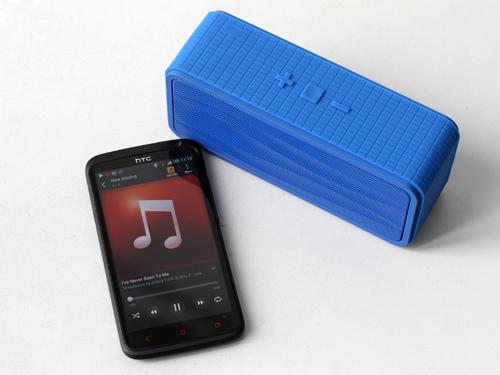 Loa không dây bluetooth hỗ trợ đàm thoại cho di động