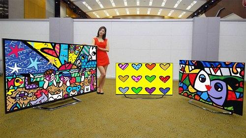 LG sẽ bán TV 4K 49 inch vào đầu năm 2014