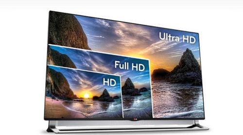 LG giới thiệu TV Ultra HD rẻ nhất thị trường