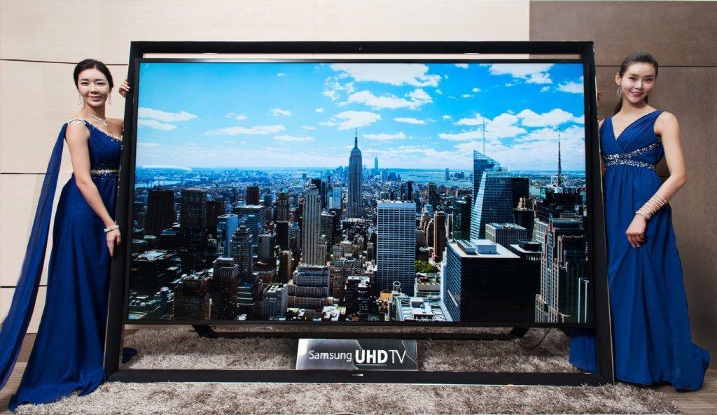 Doanh số TV Ultra HD đang tăng tốc nhanh