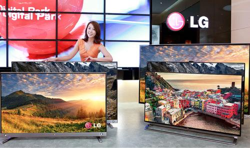 LG sắp bán TV Ultra HD 4K giá chưa tới 100 triệu đồng