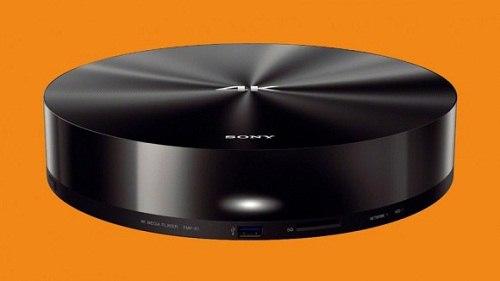 Sony giới thiệu đầu đa phương tiện UHD đầu tiên thế giới