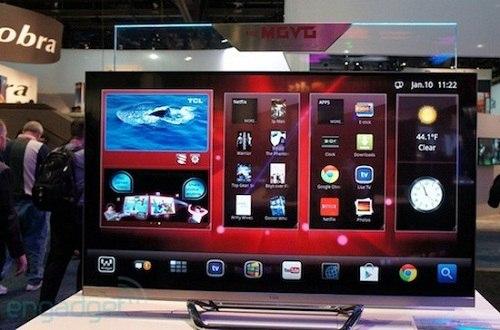 Google TV 4K đầu tiên thế giới ra mắt