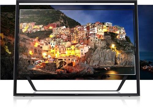 TV Ultra HD của Samsung có giá bán hơn 1 tỷ đồng ở VN