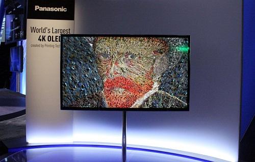 TV 4K đầu tiên của Panasonic sắp được bán ra thị trường