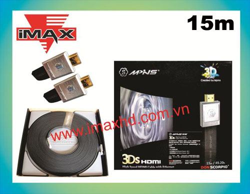 HDMI MPINS Don Scorpio 3DS 15m