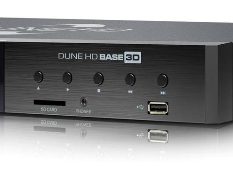 Combo Dune Base 3D Và HDD WD 2TB AV-GP