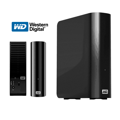 3TB WD Elements Desktop Storage - USB 3.0