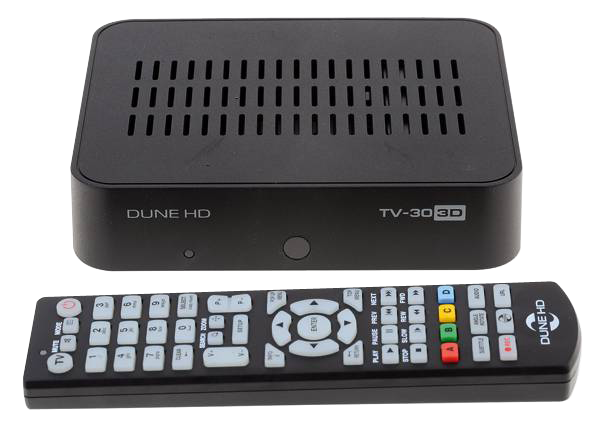 Dune TV 303D + 3TB WD My Book Smart 3.5 - USB 3.0