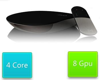 Kiwi - EVO Lõi tứ kết hợp cùng Android