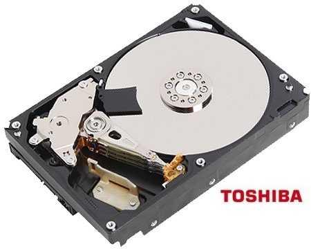 TOSHIBA 2TB 7200rpm 64mb SATA 3