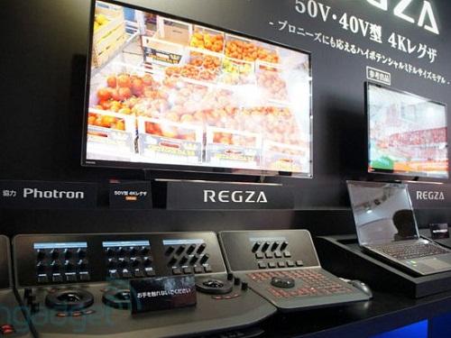 TV 4K 40 inch sẽ được bán vào cuối năm nay